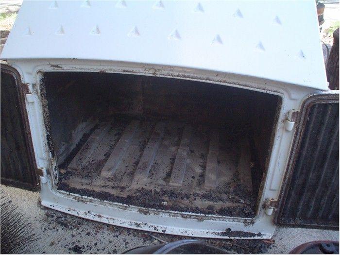 Morso 1125 Wood Burning Stove Oven Fireplace Danish